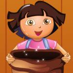 Dora Catch Candy