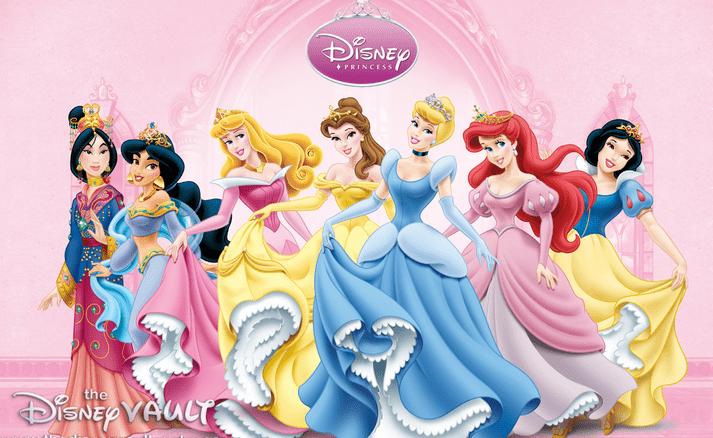 Disney Princess – Memory Match
