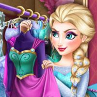 Elsa's Closet
