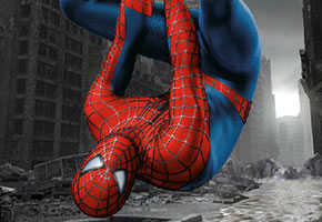 Spiderman New York Defense